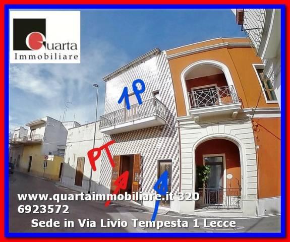 Appartamento in Vendita a Arnesano Centro: 4 locali, 80 mq