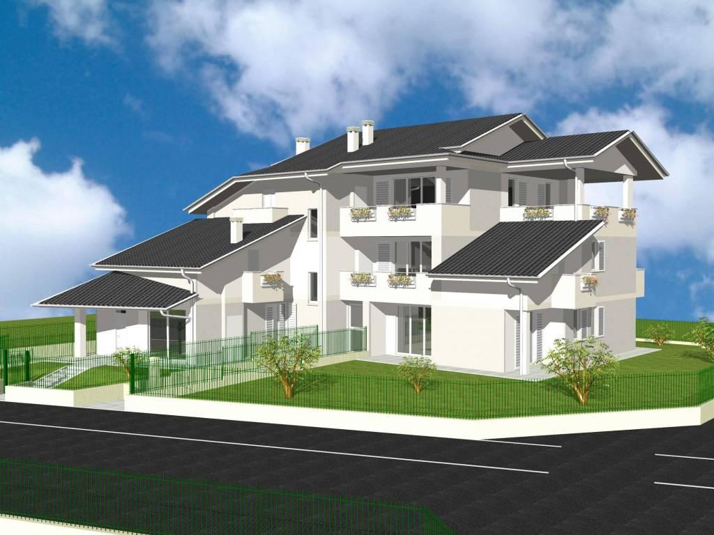 Appartamento in vendita a Lazzate, 4 locali, prezzo € 360.000 | PortaleAgenzieImmobiliari.it