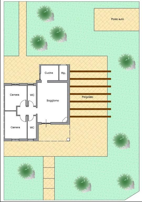 Villa a Schiera in vendita a Bari, 3 locali, prezzo € 82.000 | CambioCasa.it