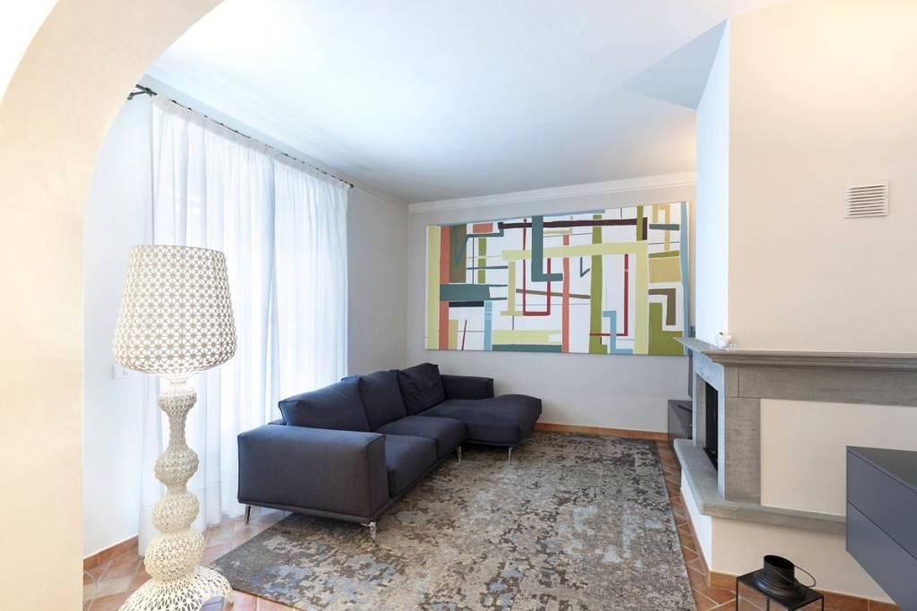 Villa in Vendita a Cortona Centro:  5 locali, 160 mq  - Foto 1