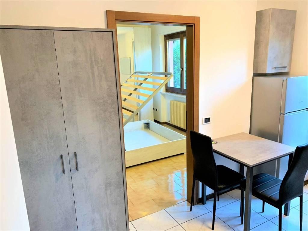 Foto 1 di Bilocale via delle Fontanelle 22, Trento
