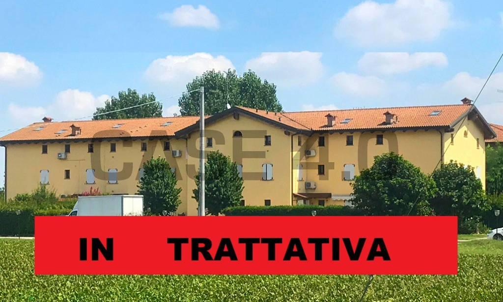 ULTIMO piano, appartamento mansardato RISTRUTTURATO