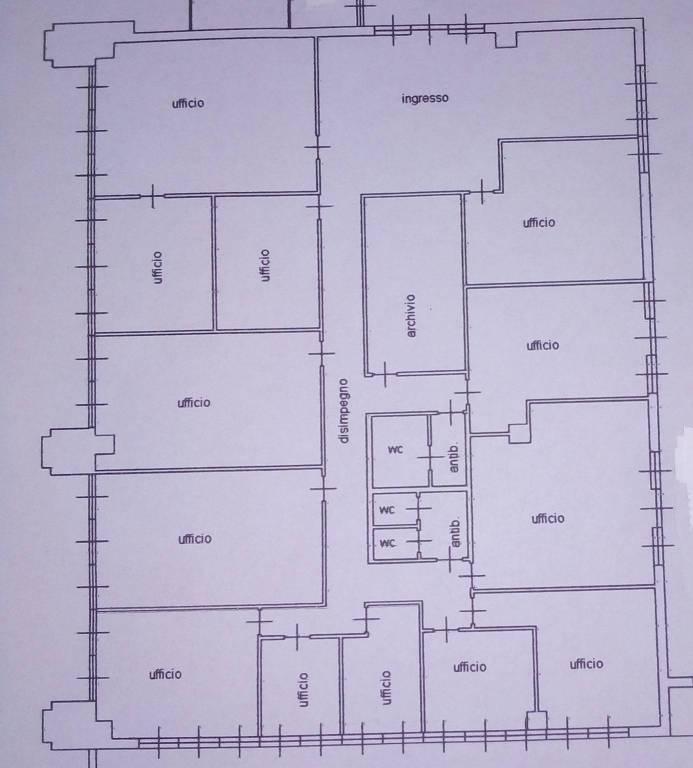 Ufficio / Studio in affitto a Osio Sotto, 6 locali, prezzo € 2.500 | CambioCasa.it