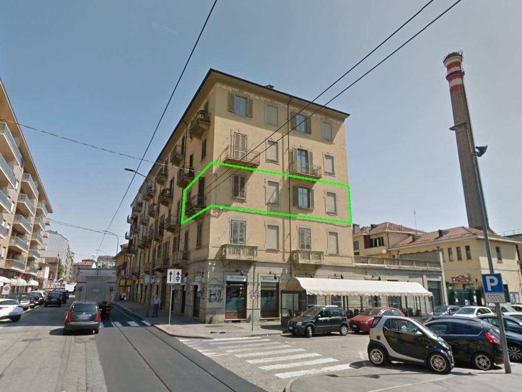 Appartamento in vendita a Torino, 4 locali, zona Zona: 4 . Nizza Millefonti, Italia 61, Valentino, prezzo € 84.000 | CambioCasa.it
