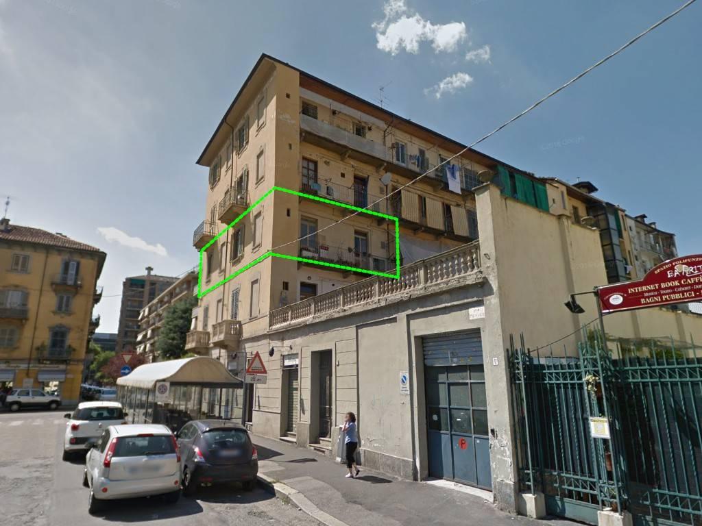 Quadrilocale a Torino in Vendita