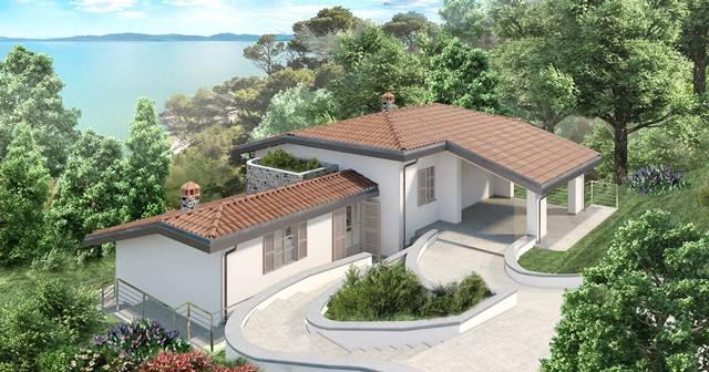 Villa in Vendita a Magione: 5 locali, 160 mq