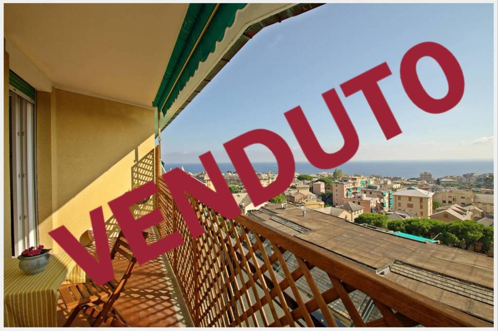 Foto 1 di Appartamento via Giuseppe Mendozza, Genova (zona Quarto)