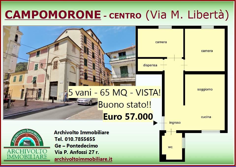 Appartamento in buone condizioni in vendita Rif. 7345834