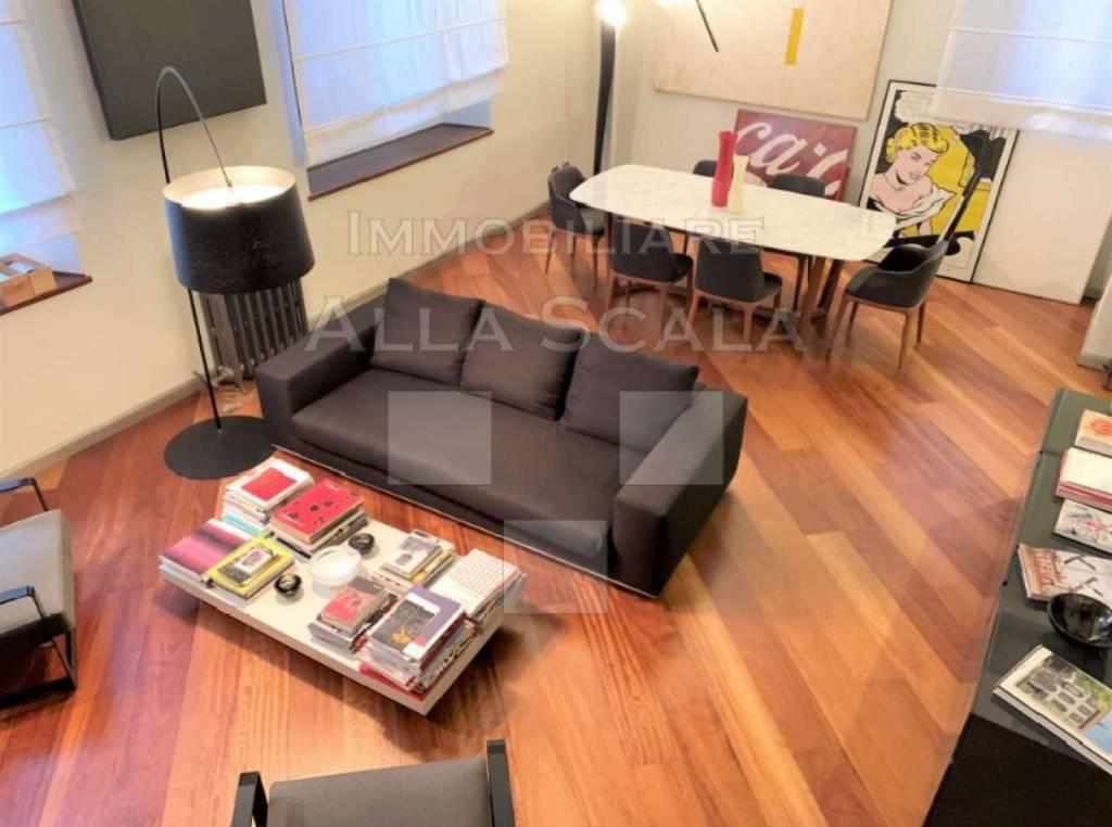 Loft / Openspace in vendita a Milano, 4 locali, zona Centro Storico, Duomo, Brera, Cadorna, Cattolica, prezzo € 1.150.000 | PortaleAgenzieImmobiliari.it