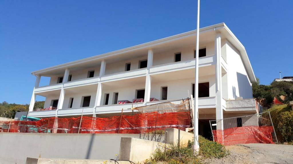 Ville a schiera nuove a Costa Medau Becciu