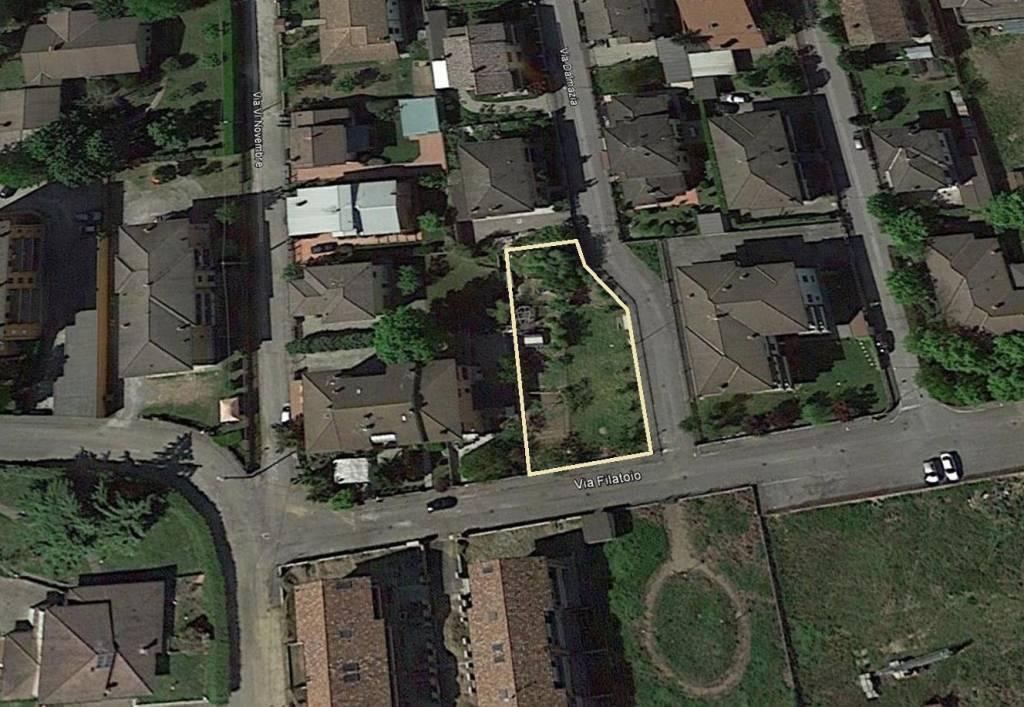 Terreno Edificabile Residenziale in Vendita a Trescore Cremasco