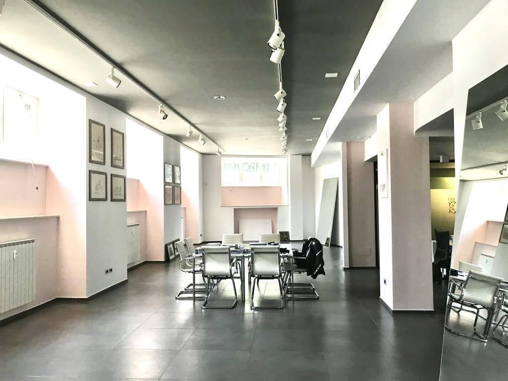 Ufficio-studio in Affitto a Milano 01 Centro storico (Cerchia dei Navigli):  3 locali, 200 mq  - Foto 1