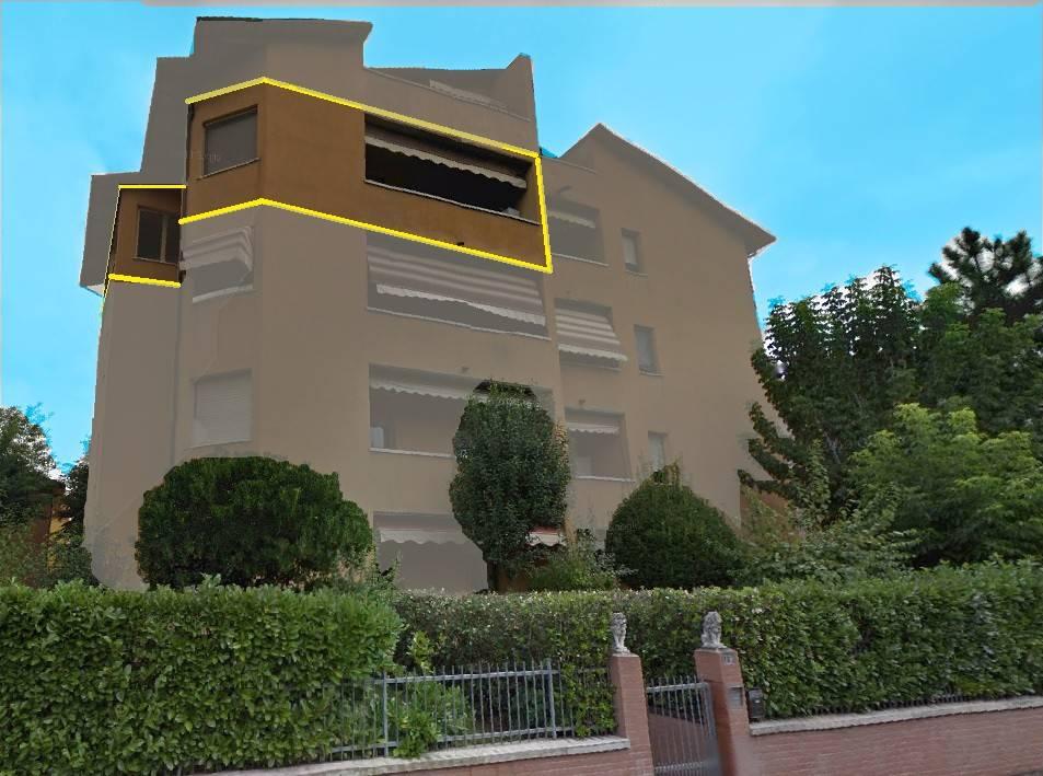 Foto 1 di Attico / Mansarda via Secondo Grassi, Castel San Pietro Terme