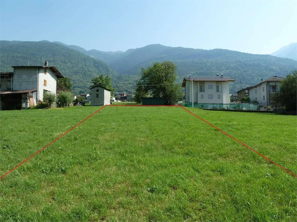 Terreno edificabile in vendita a Albosaggia (SO)