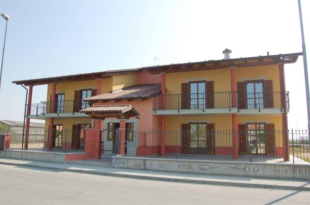 Appartamento in vendita indirizzo su richiesta Livorno Ferraris