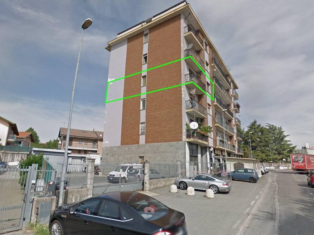 Appartamento in vendita a Pianezza, 3 locali, prezzo € 63.000 | CambioCasa.it
