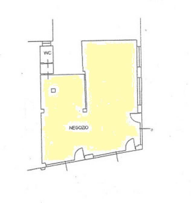 Negozio / Locale in vendita a Civitanova Marche, 1 locali, prezzo € 190.000 | CambioCasa.it