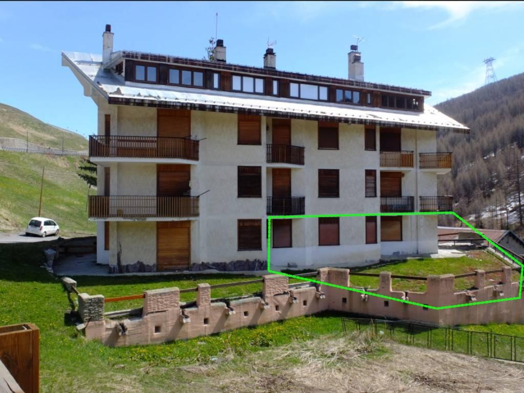 Appartamento in vendita a Sestriere, 3 locali, prezzo € 76.000 | PortaleAgenzieImmobiliari.it