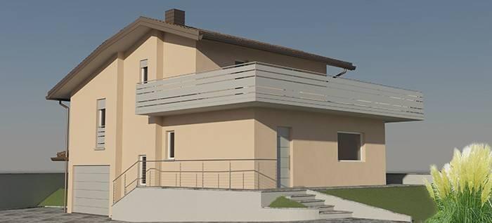 Villa in vendita a Almenno San Bartolomeo, 4 locali, prezzo € 470.000 | PortaleAgenzieImmobiliari.it