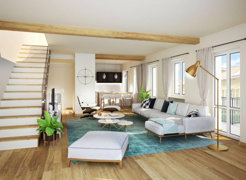 Foto 1 di Appartamento via Giovanni Battista Boschis 7, Venaria Reale