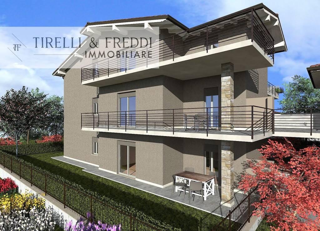 Appartamento in vendita a Rodengo-Saiano, 4 locali, prezzo € 350.000 | CambioCasa.it