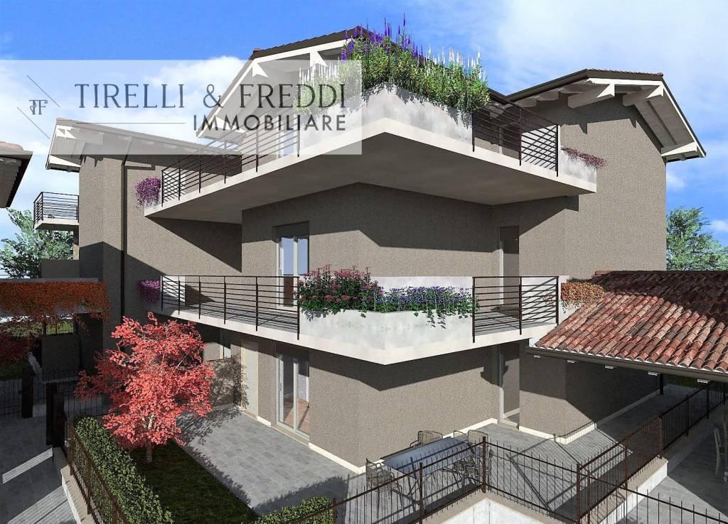 Appartamento in vendita a Rodengo-Saiano, 3 locali, prezzo € 325.000 | CambioCasa.it