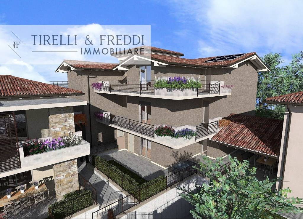 Appartamento in vendita a Rodengo-Saiano, 4 locali, prezzo € 290.000 | CambioCasa.it