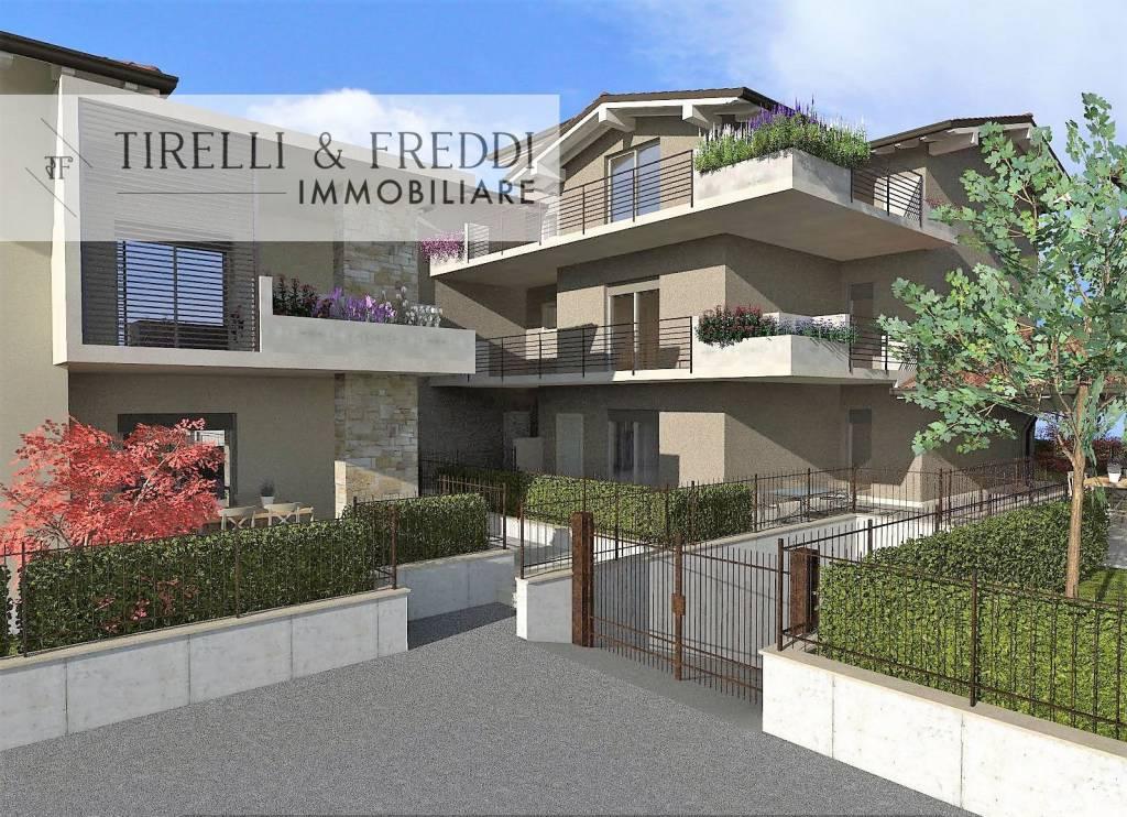Appartamento in vendita a Rodengo-Saiano, 3 locali, prezzo € 270.000 | CambioCasa.it