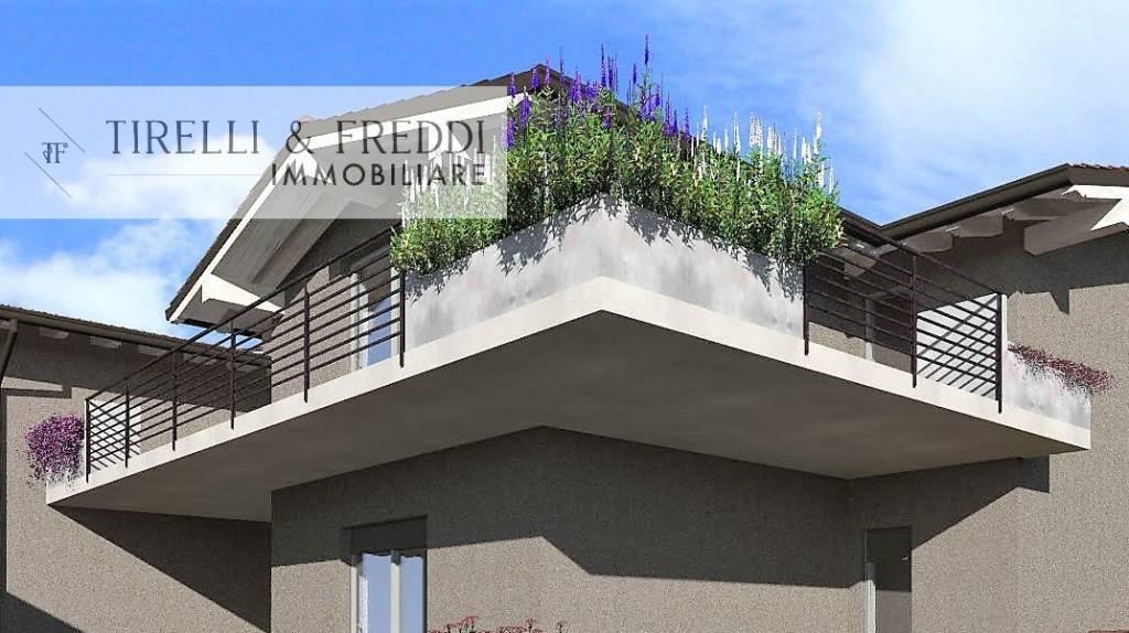 Attico / Mansarda in vendita a Rodengo-Saiano, 3 locali, prezzo € 272.000 | PortaleAgenzieImmobiliari.it