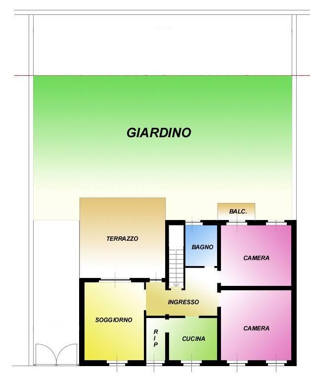 Appartamento in vendita a Locate di Triulzi, 3 locali, prezzo € 158.000 | PortaleAgenzieImmobiliari.it