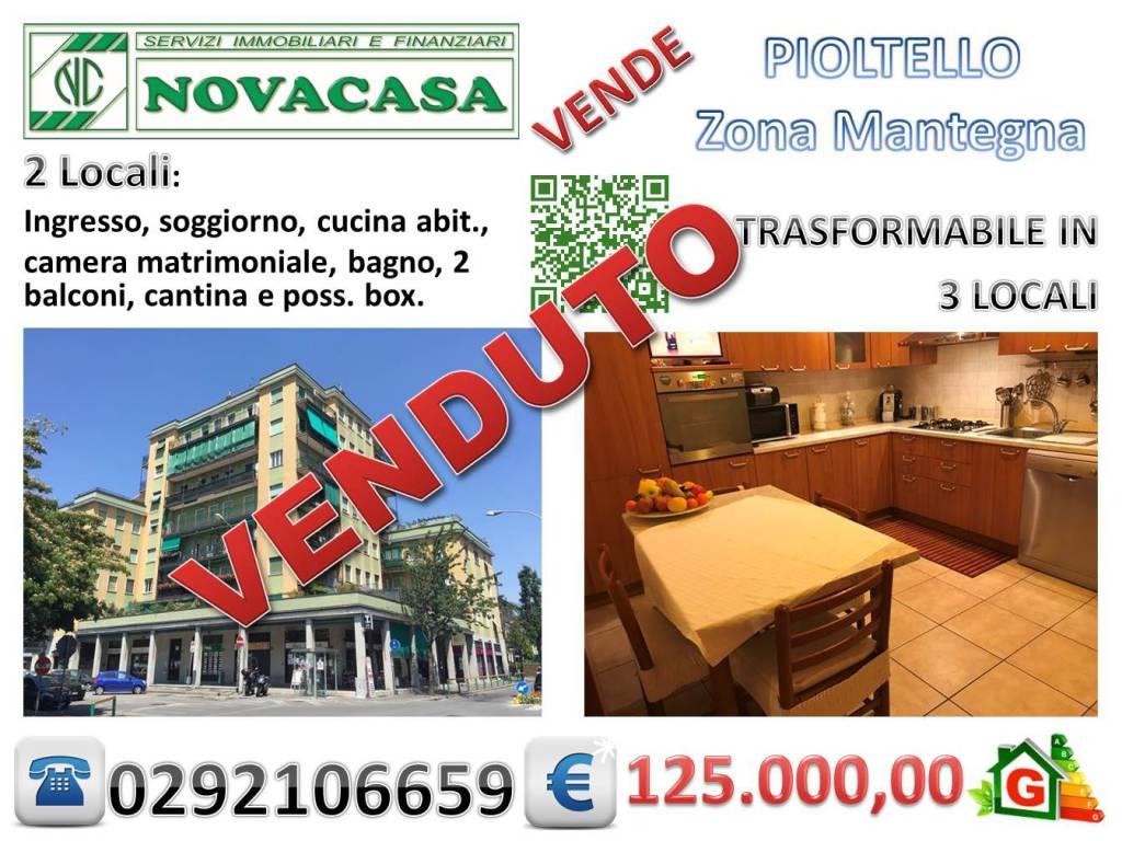 Appartamento in ottime condizioni parzialmente arredato in vendita Rif. 8776336