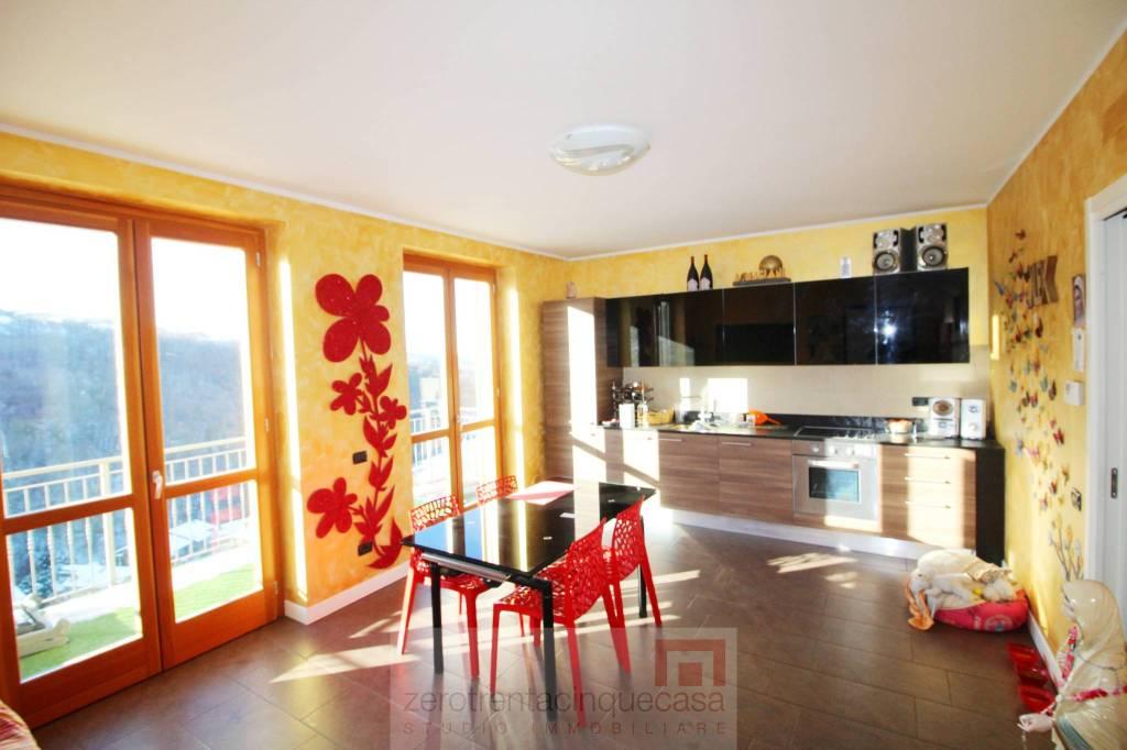 Appartamento in vendita a Ponteranica, 3 locali, prezzo € 169.000   CambioCasa.it