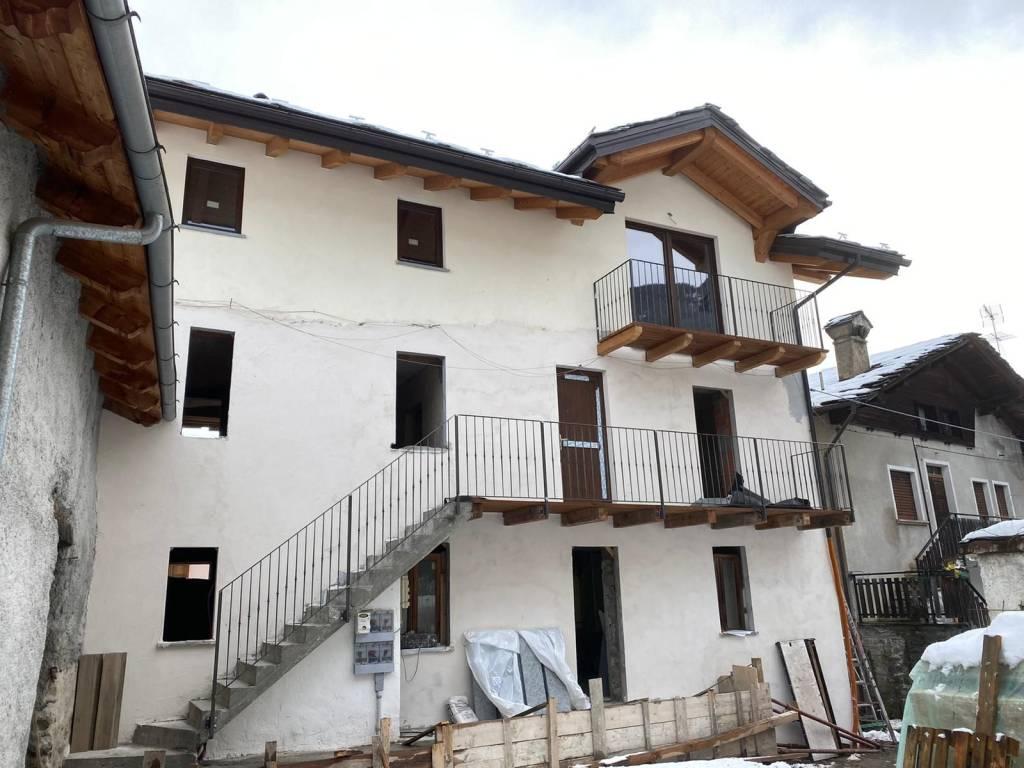 Foto 1 di Trilocale Località Paquier, Saint Marcel
