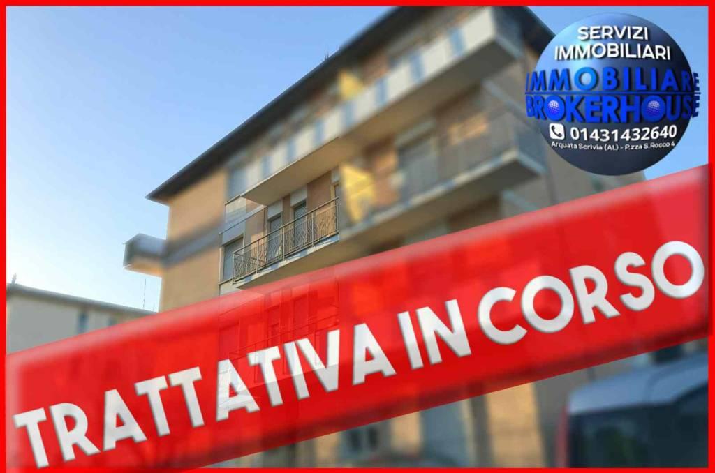 Arquata Scrivia - BILOCALE (comodo Stazione) Ideale invest.