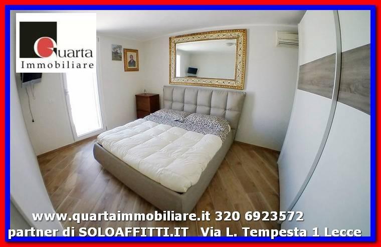 Attico in Affitto a Lecce: 2 locali, 72 mq