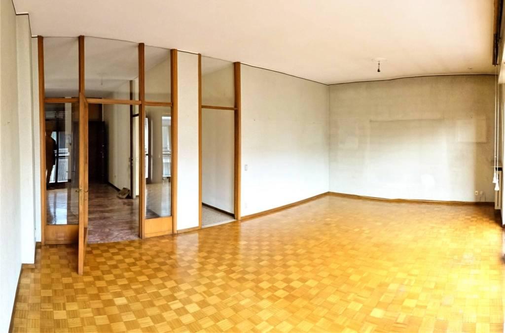 Appartamento in vendita via Gabriele Camozzi Bergamo