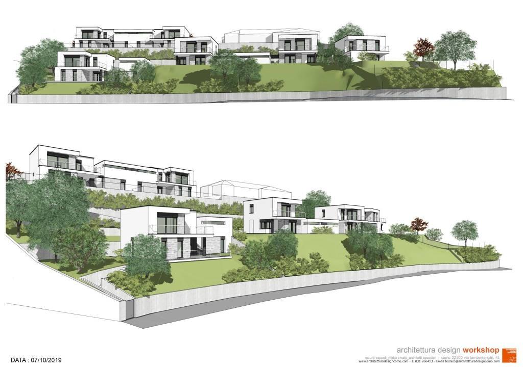 Villa in vendita a Tavernerio, 5 locali, prezzo € 310.000 | PortaleAgenzieImmobiliari.it