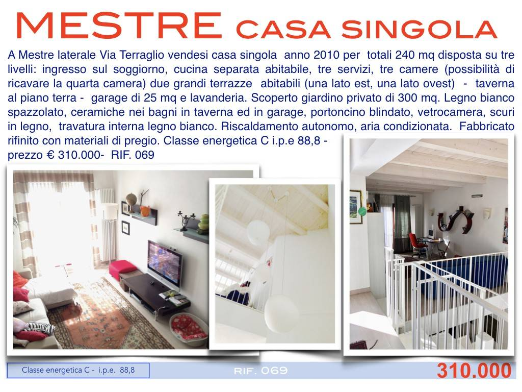 Villa 5 locali in vendita a Venezia (VE)