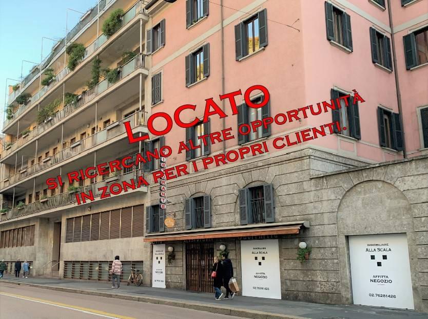 Negozio / Locale in affitto a Milano, 2 locali, zona Zona: 1 . Centro Storico, Duomo, Brera, Cadorna, Cattolica, prezzo € 9.580 | CambioCasa.it