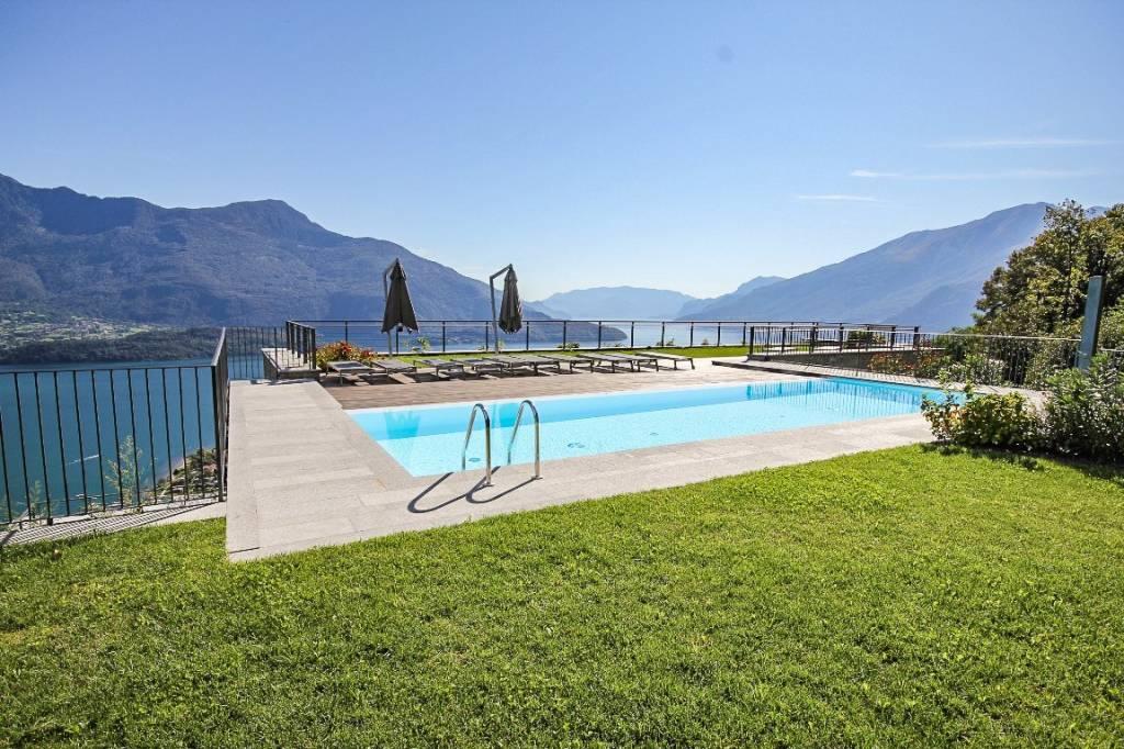 Appartamento in vendita a Domaso, 2 locali, prezzo € 198.000 | PortaleAgenzieImmobiliari.it