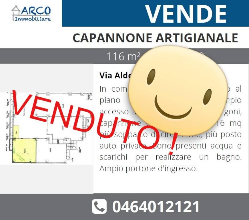 Magazzino/Capannone in vendita a Arco