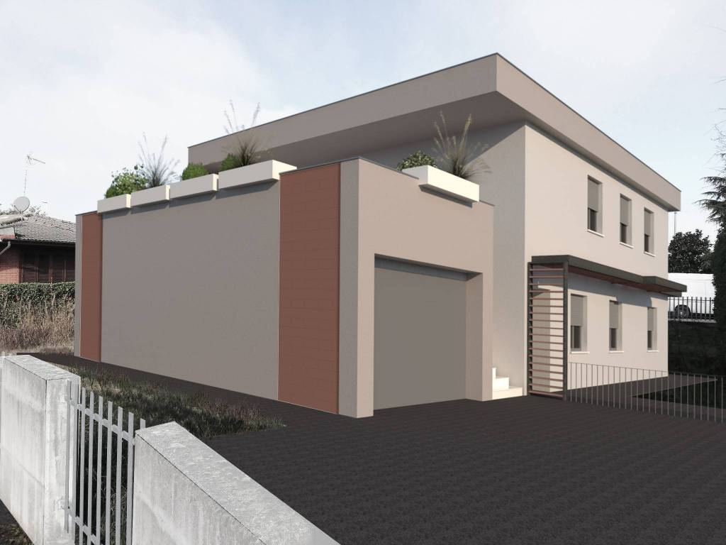 Appartamento in vendita a Fara Gera d'Adda, 3 locali, prezzo € 215.000 | CambioCasa.it