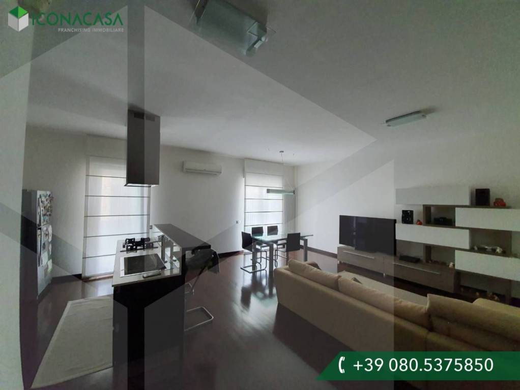 Appartamento in vendita a Bari, 4 locali, prezzo € 195.000 | CambioCasa.it