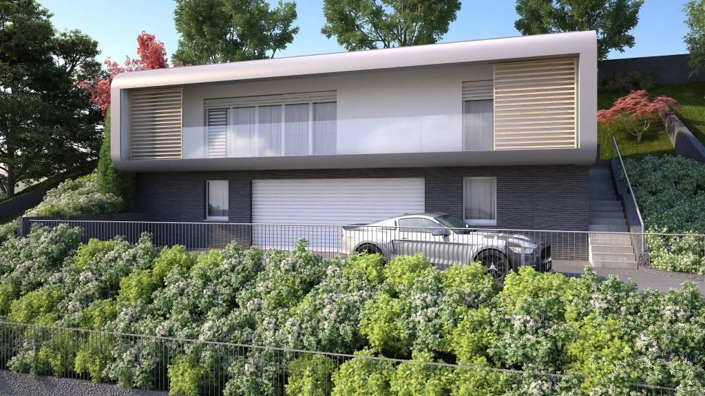 Villa in vendita a Nembro, 4 locali, prezzo € 550.000 | PortaleAgenzieImmobiliari.it