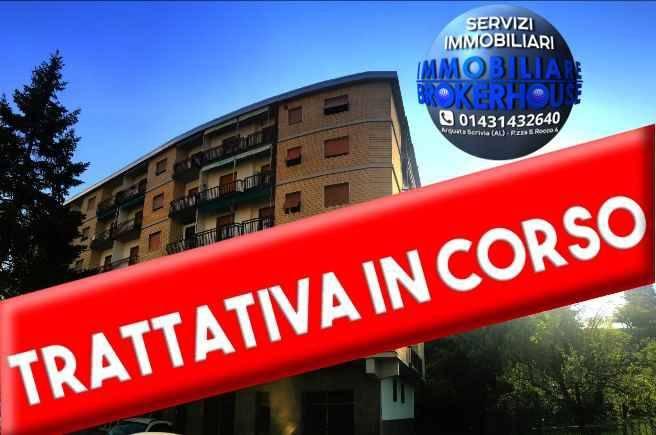 Appartamento in vendita a Serravalle Scrivia, 4 locali, prezzo € 85.000 | PortaleAgenzieImmobiliari.it