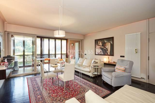 Incantevole appartamento completamente ristrutturato con fin