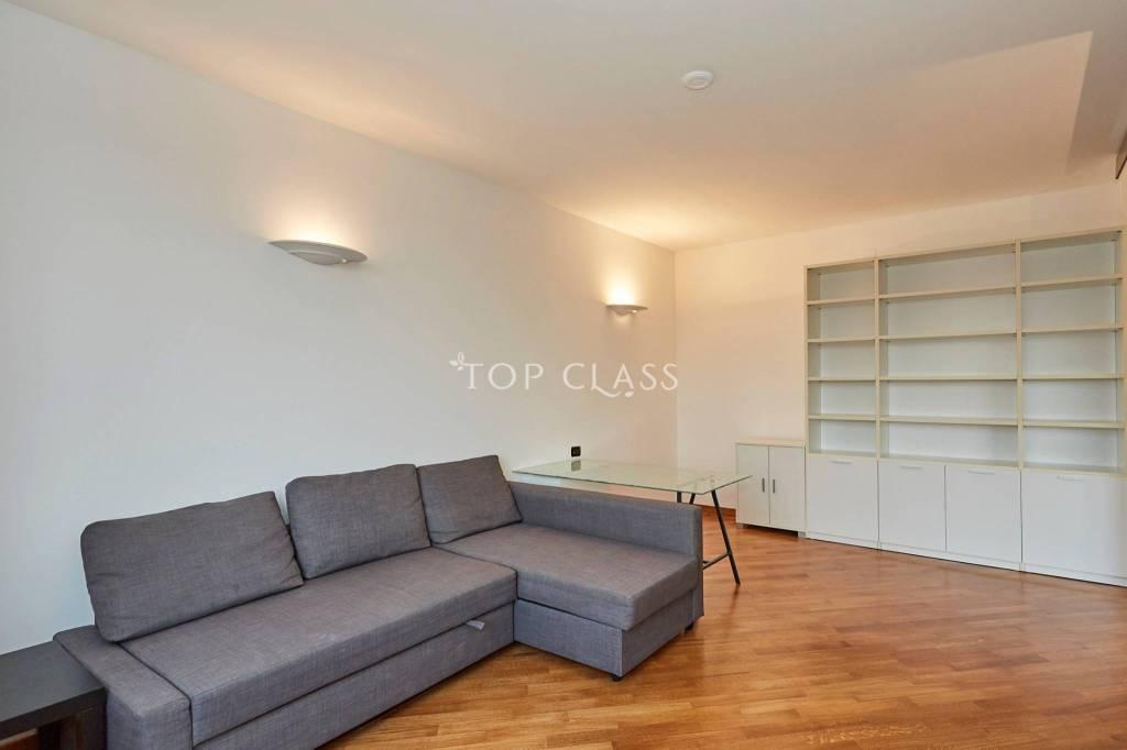 Affitto appartamento piano alto bella residenza
