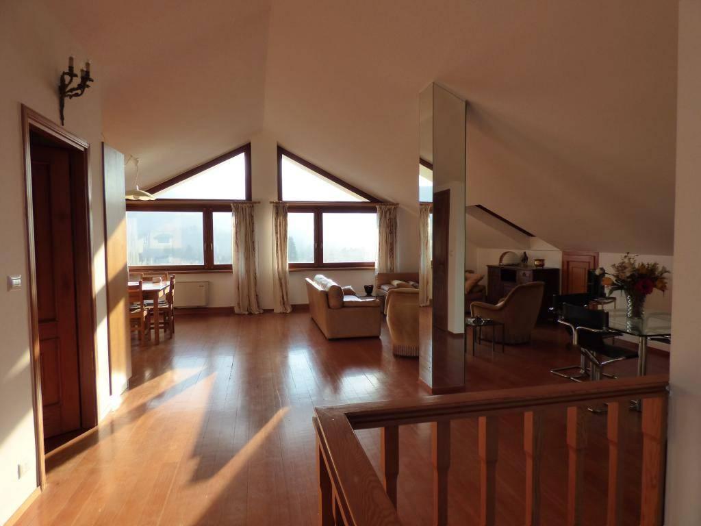 Attico / Mansarda in affitto a Luserna San Giovanni, 3 locali, prezzo € 430 | PortaleAgenzieImmobiliari.it
