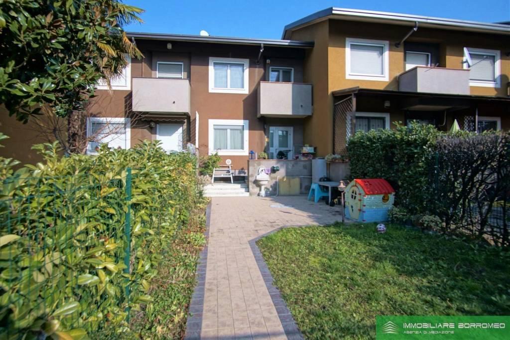 Villa a Schiera in vendita a Melegnano, 4 locali, prezzo € 279.000 | PortaleAgenzieImmobiliari.it