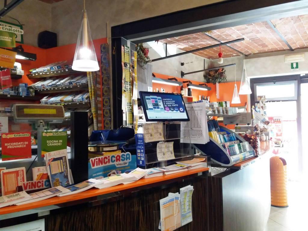 Licenza per bar/tabacchi in vendita a Pistoia Rif. 8608027